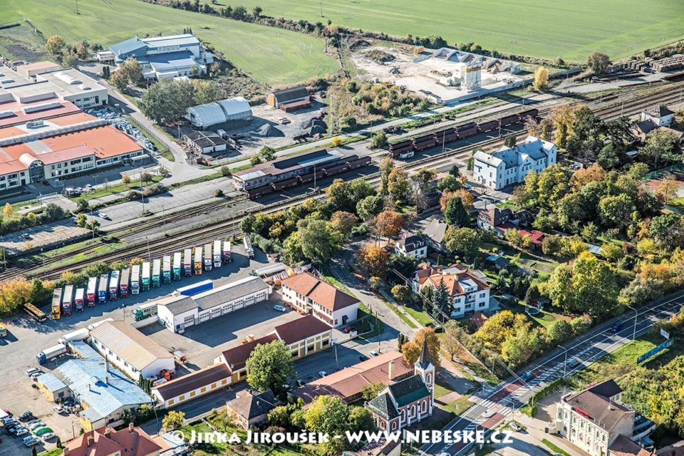 Mikulov – nádraží J1724