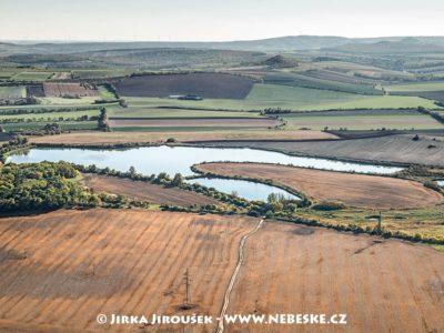 Rybník Šibeník u hranic J1725