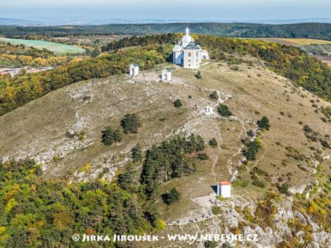 Svatý kopeček u Mikulov J1732
