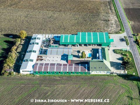 Průmyslový areál Valtice J1756