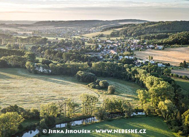 Řeka Opava a Smolkov J1863