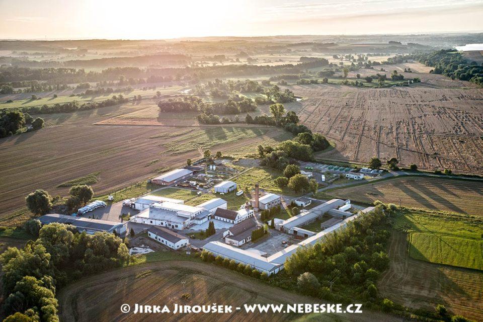 Háj ve Slezsku, drůbežářský závod J1867