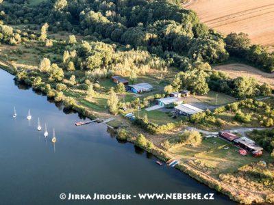 Štěrkovna Hlučín, Hlučínské jezero J1878