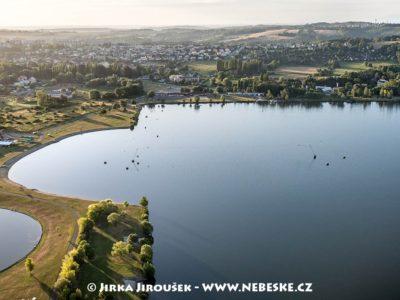 Štěrkovna Hlučín, Hlučínské jezero J1882