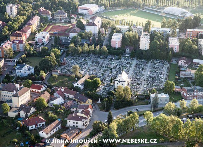 Hlučín – hřbitov J1891