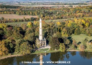 Lednice – minaret J1816