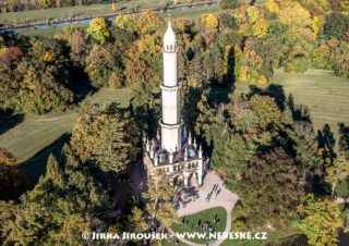 Lednice – minaret J1817