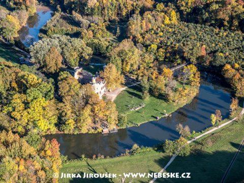 Janův hrad a Zámecká Dyje J1825