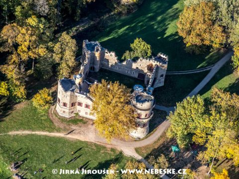 Lednice – Janův hrad J1819