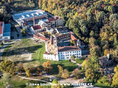 Břeclav – zámek a pivovar J1839