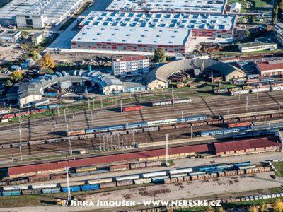 Břeclav – nádraží točny J1846