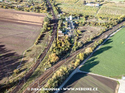 Břeclav – kolejiště J1849