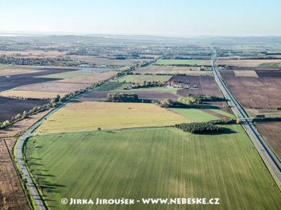 Břeclav – dálnice k Brnu J1853
