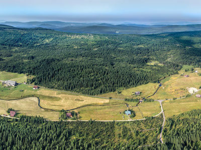 Letní Jizerka – panorama J1789