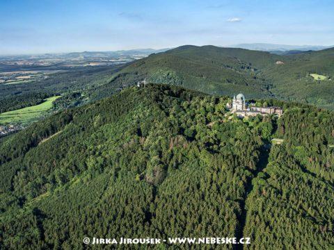 Hostýnské vrchy a Svatý Hostýn J1895