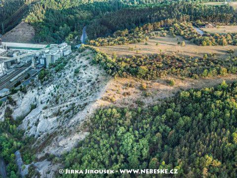 Přírodní památka Radotínské skály J1932