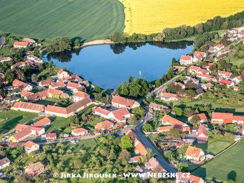 Kotenčice a Návesní rybník J1992