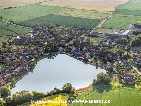 Kotenčice – Návesní rybník J1998