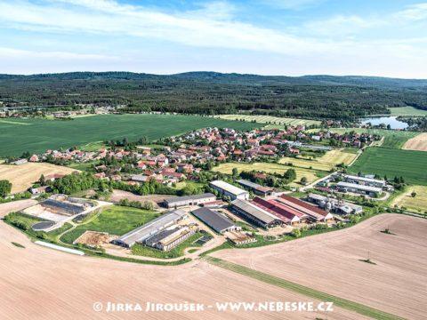 Rosovice – zemědělské družstvo J2017