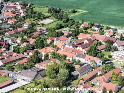 Rosovice – centrum J2020