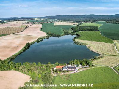 Obořiště – Nový rybník J2023
