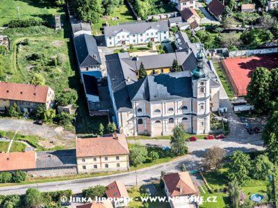 Obořiště – kostel sv. Josefa J2026