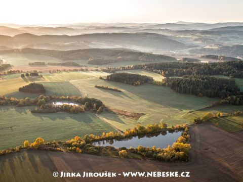 Horní radkovický rybník J1979