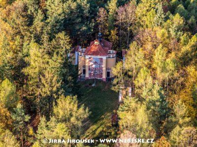 Kaple Povýšení sv. Kříže – Čestice J1983