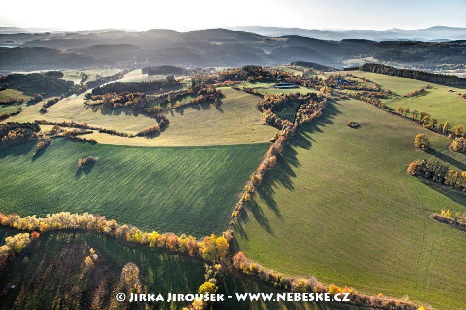 Podzim u Dobrše J1966