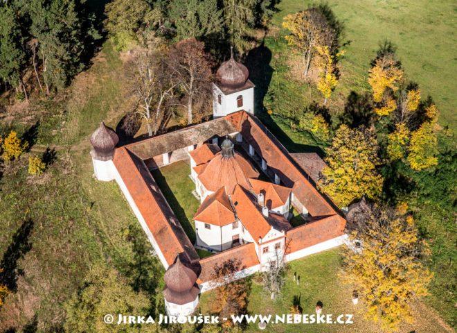Kostel Svaté Anny J1947