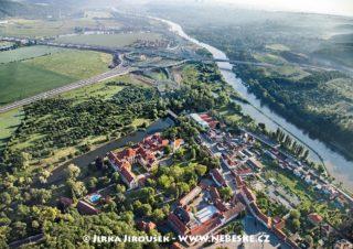 Praha Zbraslav-zámek, Krňák, Berounka, Vltava J1935