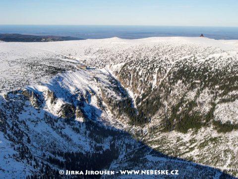 Labský důl a Labská bouda-Krkonoše J2079