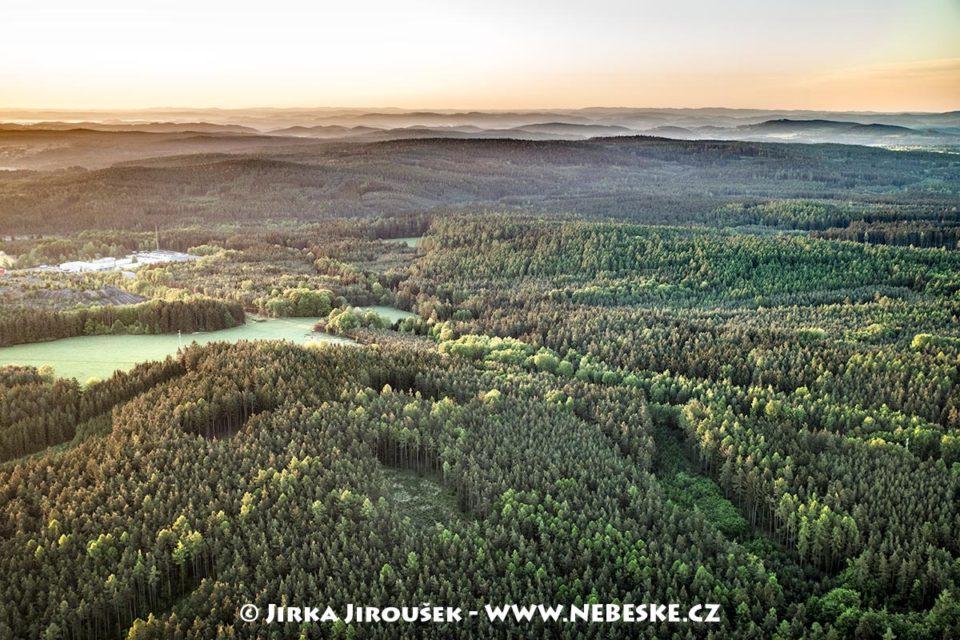 Lesy za Dubencem J2063
