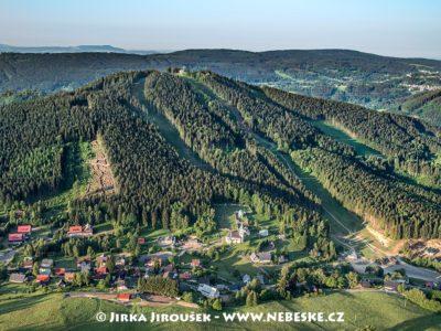 Albrechtice v Jizerských horách a Špičák J2038
