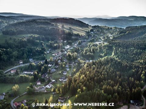 Albrechtice v Jizerských horách J2039