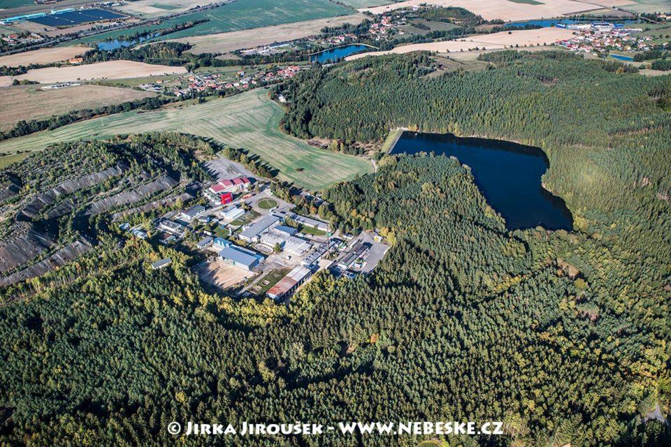 Bývalý uranový důl, šachta č. 19, Dubenec J2068