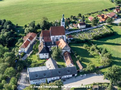 Kostel Kájov J2125