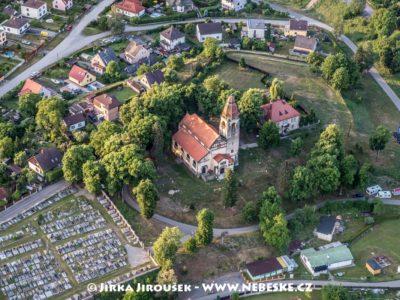 Kostel sv. Jana Nepomuckého – Štěchovice J2102