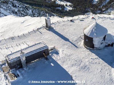 Sněžka vrchol Poštovna J2170
