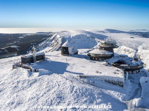 Sněžka v zimním J2171