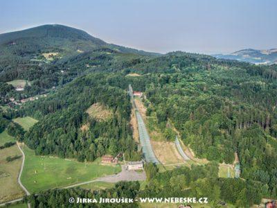Skokanský areál Jiřího Rašky – Frenštát pod Radhoštěm J2231