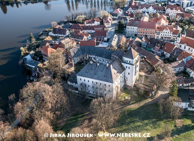 Rožmitál pod Třemšínem zámek J2222
