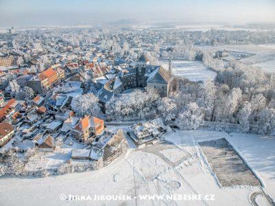 Rožmitál pod Třemšínem zimní zámek J2227