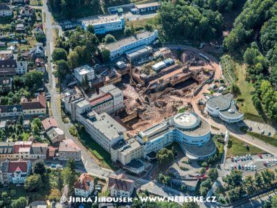 Náchod – dostavba nemocnice J2239