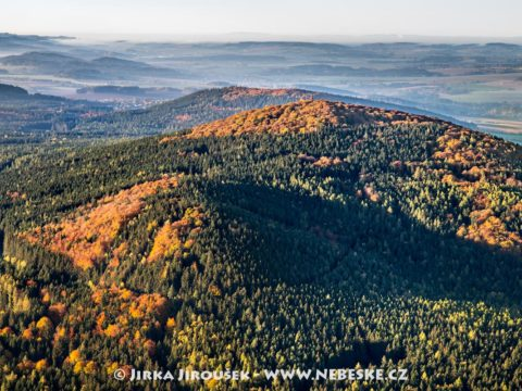 Podzimní Malý a Velký Blaník J2263