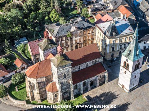 Kostel sv. Štěpána – Kouřim J2269