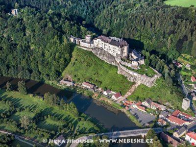 Český Šternberk hrad J2274