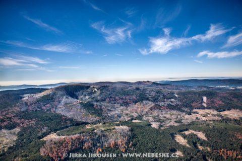 Šumava – Plešné jezero J2333
