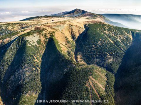 Krkonoše – Luční hora J2335
