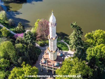 Lednice – Minaret J2342